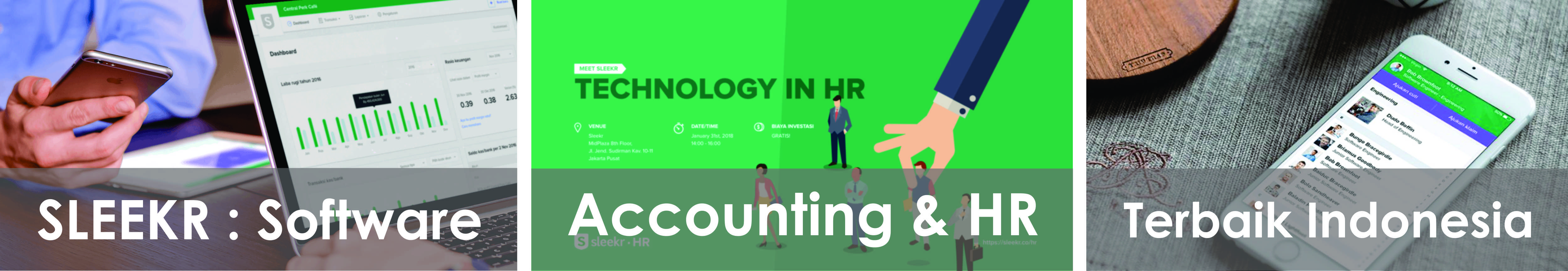 SLEEKR ACCOUNTING AND HR