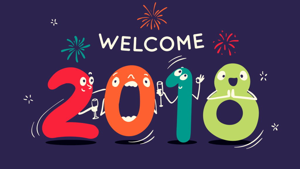 welcome_2018_new_year_4k-hd
