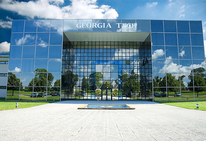 Georgia Tech's European campus, GT Lorraine, is located in Metz, France.