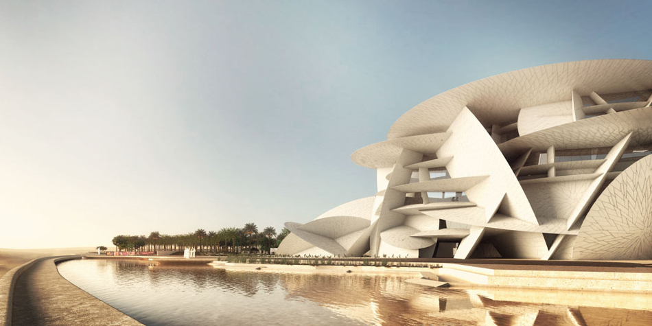 the-national-museum-of-qatar