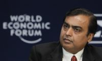 Chairman and Managing Director of Reliance Industries Mukesh Ambani
