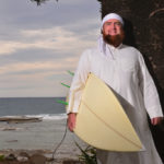 Zainadine Johnson is the Sunshine Coast's new Imam and he loves surfing.