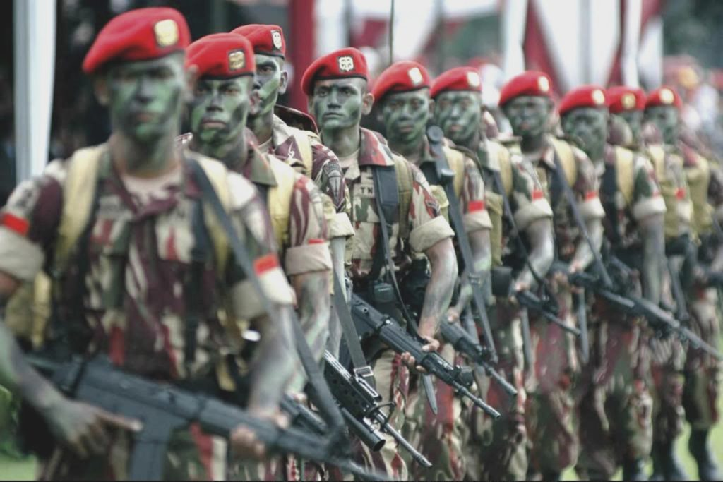 Kopassus Indonesia | Google