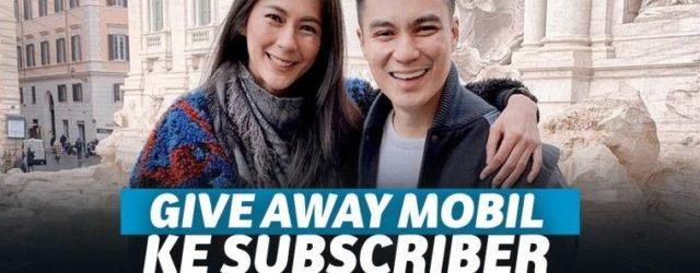 Baim Wong dan Paula Verhoeven / Keepo.me